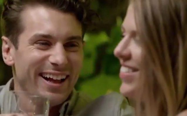 Matty J & Tara's Perfect Smooch Made 'Bachie' Viewers Believe In Love Again