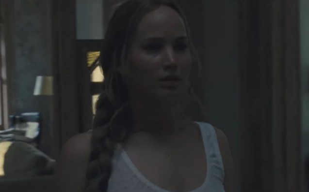 Jennifer Lawrence's mother! gets ominous first teaser