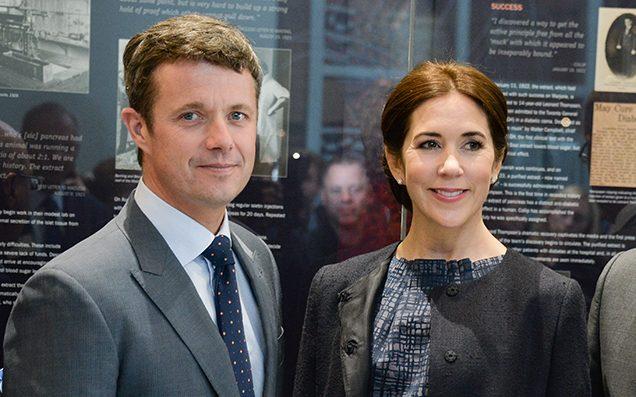 Danish Crown Prince Frederik denied entry into Brisbane bar