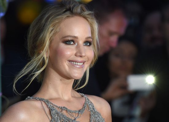 Jennifer Lawrence Claims She's Not Into Sex Because She's A
