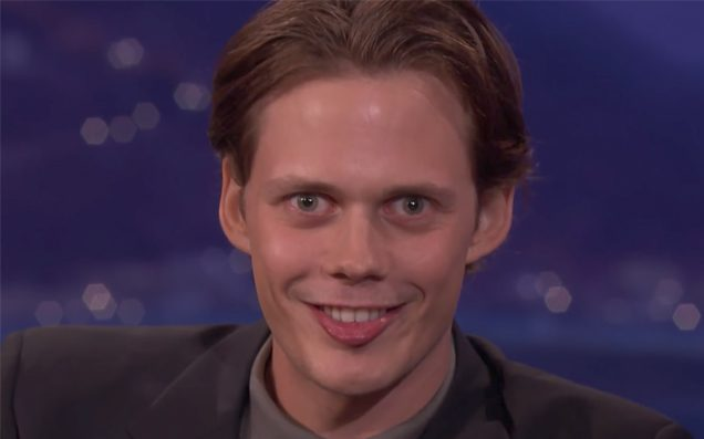 WATCH: Bill Skarsgård Has Been Honing His 'IT' Creepiness Since Childhood