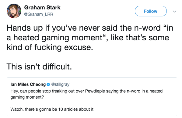 PewDiePie Apologizes for Using the N-Word During Recent Livestream