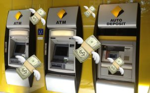 THANK CHRIST: Big Four Banks Finally Ditch Those Eye-Watering ATM Fees