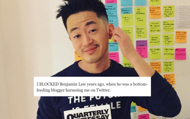 Benjamin Law Predicted A Miranda Devine Hit-Piece And Guess What Happened