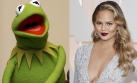 Kermit The Frog Low-Key Dissed Chrissy Teigen & She's Not Even Mad About It