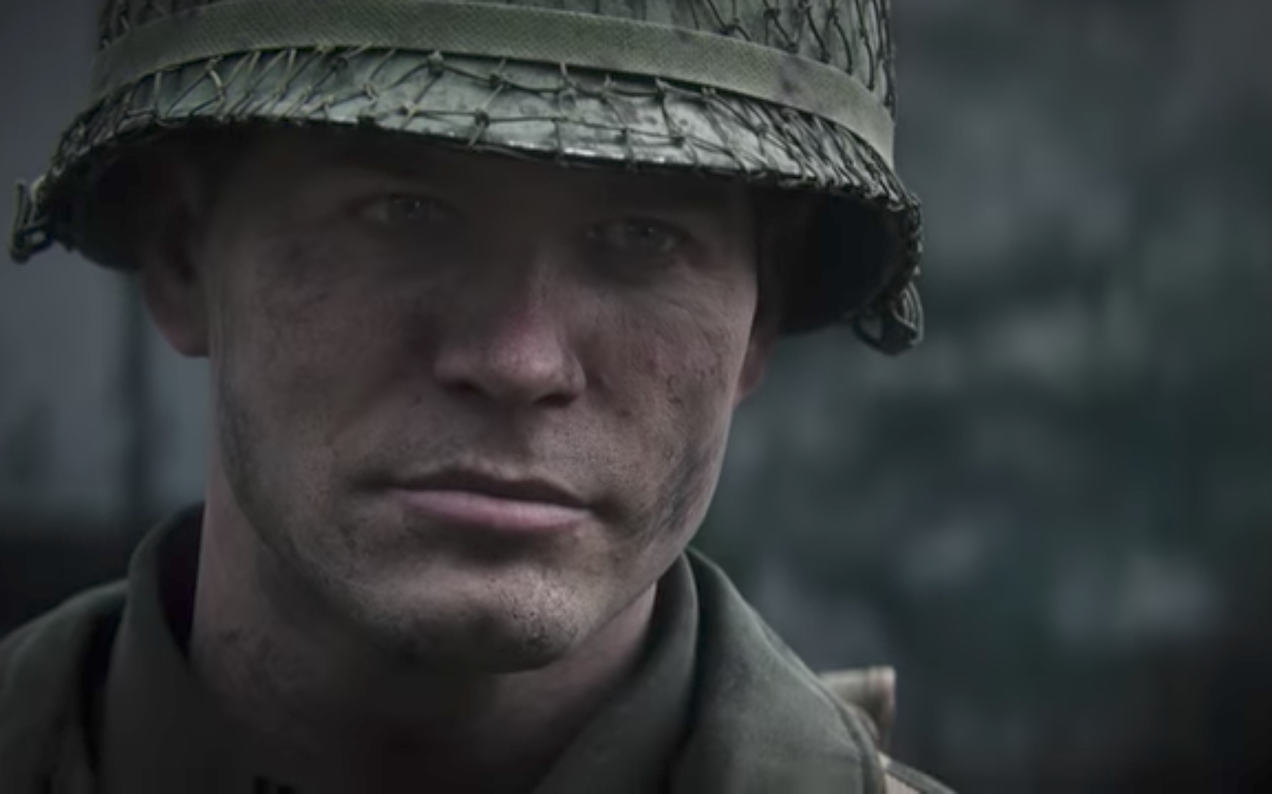 The First 'COD: WWII' Campaign Trailer Is Here & It's Confronting As Hell