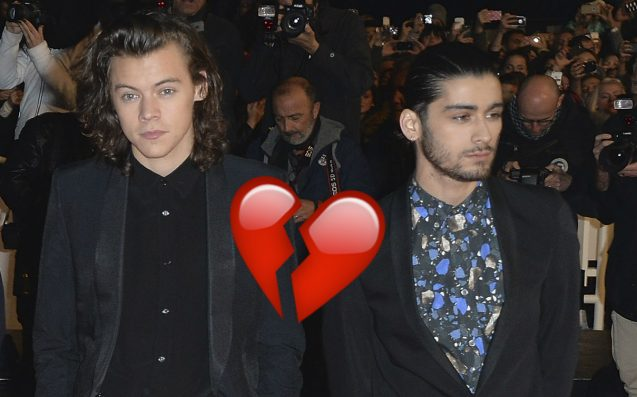 BEEFWATCH: Zayn Admits He And Harry Weren't Even M8s Back In 1D Days