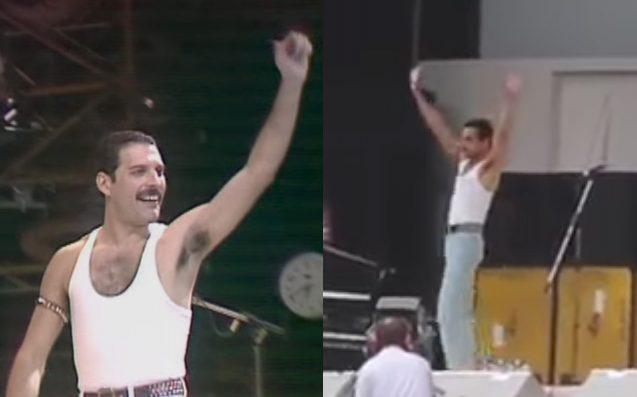 CHILLS: Rami Malek *Is* Freddie Mercury In New 'Bohemian Rhapsody' Footage