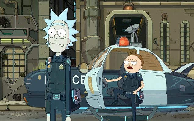 Rick Amp Morty Somehow Tackled Racism Amp Police Brutality In An All Time Ep Pedestrian Tv