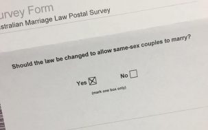 There Are Multiple Reports Of SSM Postal Surveys Being Sent To Wrong Addresses