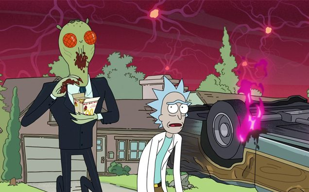 The 'Rick & Morty' Szechuan Sauce Has Been Cracked & It Contains Vegemite