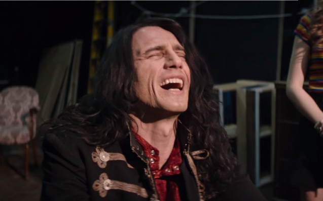 WATCH: James Franco Is Good At Being So, So Bad For 'The Disaster Artist'