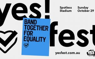 YesFest, The Benefit Concert For Marriage Equality, Has Been Cancelled