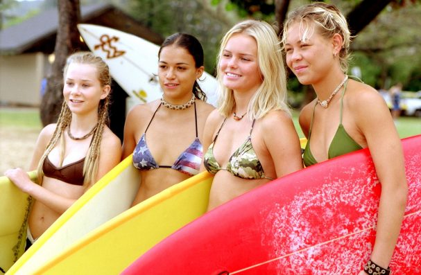 Here's The Unexpectedly Emotional Backstory To The Filming Of 'Blue Crush'