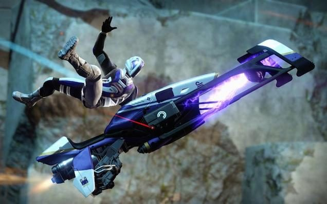 Get A Load Of These Aussie Blokes Fangin' Around On IRL 'Destiny' Sparrows