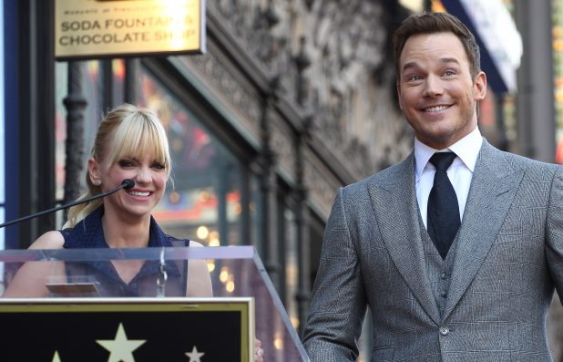 Anna Faris Says She Wanted To Bang Chris Pratt While Married To 1st Husband