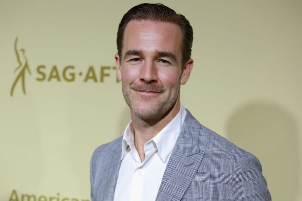 James Van Der Beek Says He Was Sexually Harassed As A Young Man In Hollywood