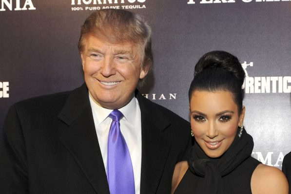 Even Kim Kardashian Is Furious With Donald Trump For His Puerto Rico Tweets