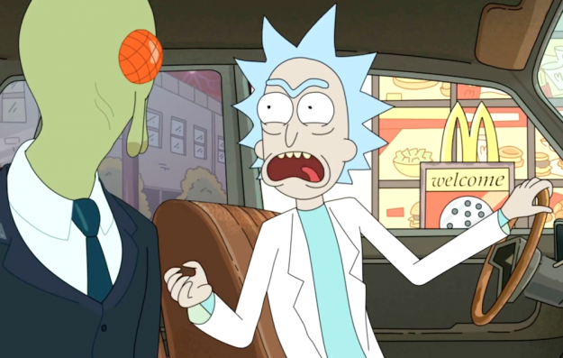 A 'Rick & Morty' Maniac Reportedly Traded His Car For That Fkn Sauce
