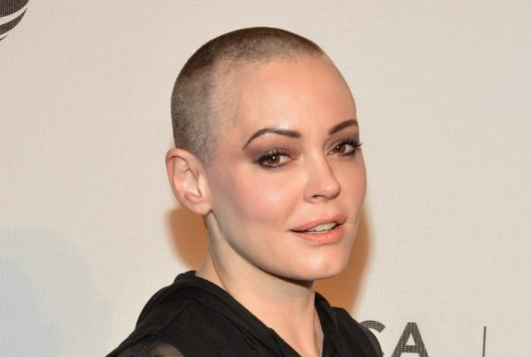 Rose McGowan's Twitter Account Suspended After Her Weinstein Accusations