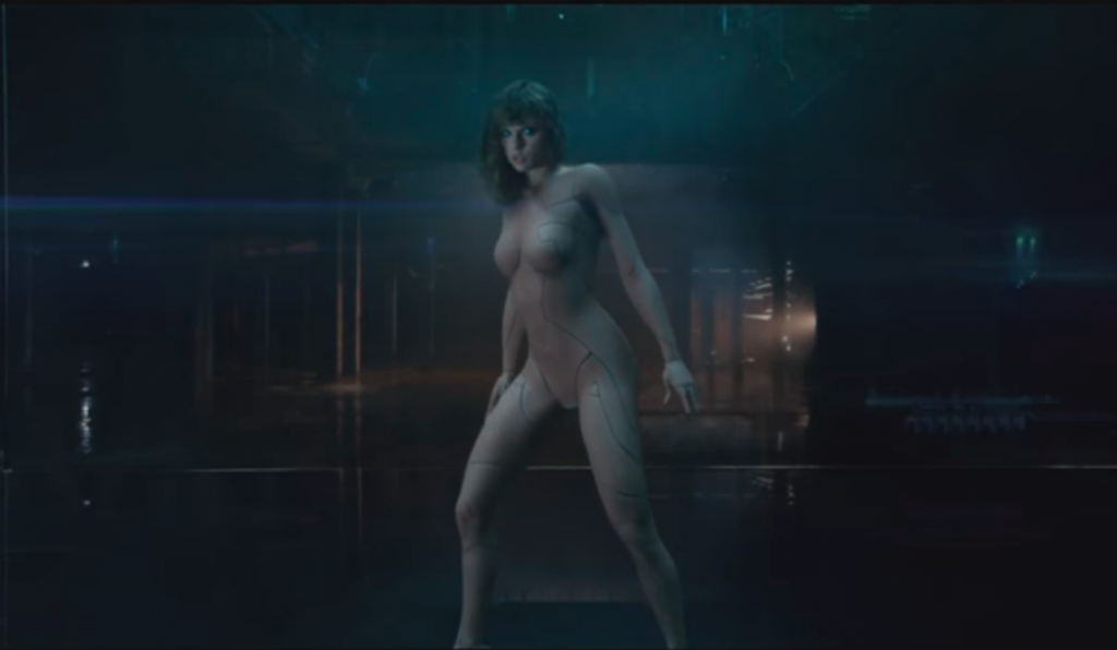 Taylor Swift battles Taylor Swift in sci-fi '…Ready For It?' music video
