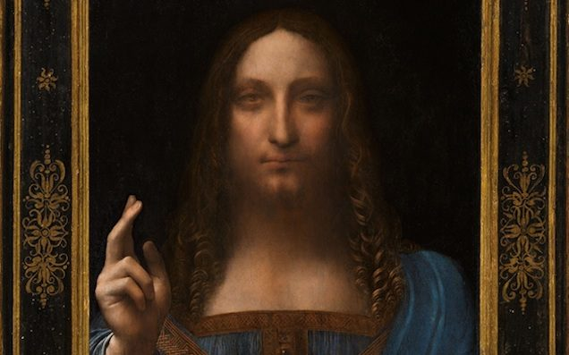 A 'Fake' Da Vinci Painting Bought For $60 Is Set To Fetch $100M At Auction