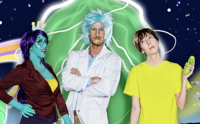 'Dick And Morty' Now Exists Because Nerd Horniness Spans The Multiverse
