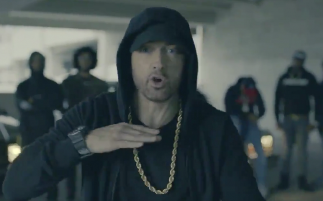 Eminem Has Savaged His Trump-Supporting Fans With An Incendiary Freestyle