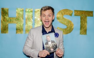 Joel Creasey Reveals He Had A Brief Fling With An AFL Player In New Book