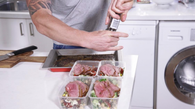 This Recipe Will Take Your Meal Prep Game To New Levels Of Delicious