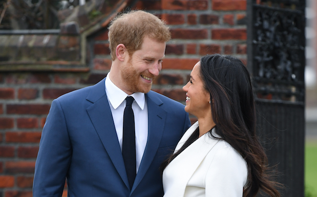 Prince Harry Honoured His Mum When Making Meghan Markle's Engagement Ring