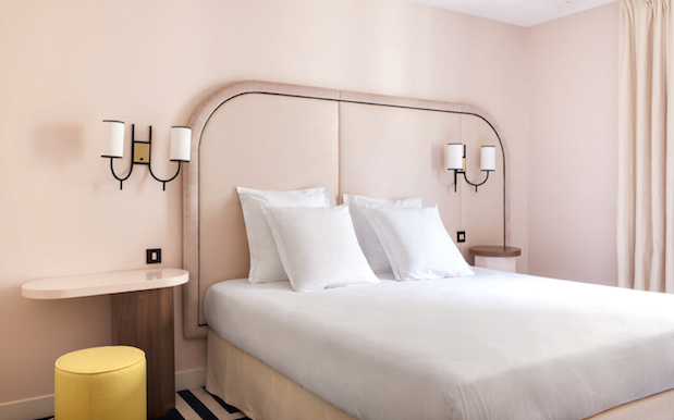 Just Try Not To Instagram The Hell Out Of This New Parisian Hotel