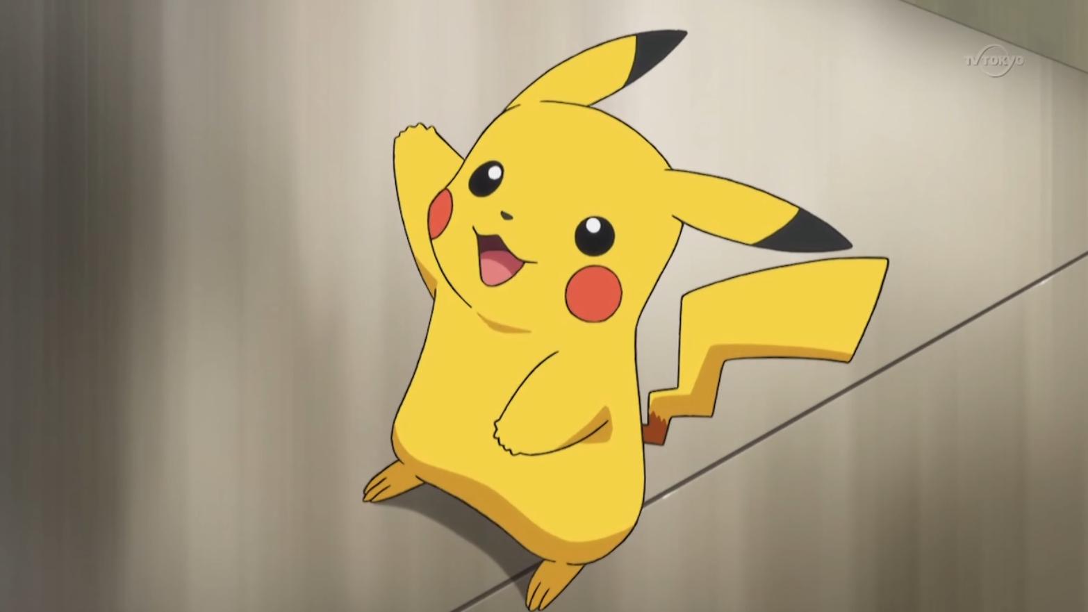 Pikachu Speaks English In The New 'Pokémon' Film & Grown ...