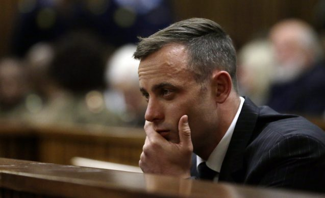 Oscar Pistorius' Sentence Has Been More Than Doubled By A South African Court