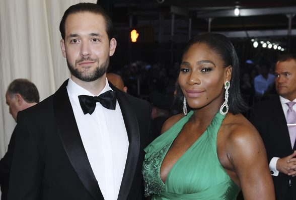 Serena Williams Just Got Married & Her Guest List Is Off The Fucken Hook