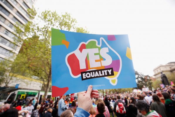 WE BLOODY DID IT: Australia Says 'YES' To Marriage Equality