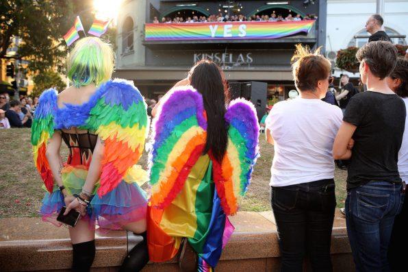 Turnbull Urged To Spend $20M Postal Survey Surplus On LGBT Mental Health