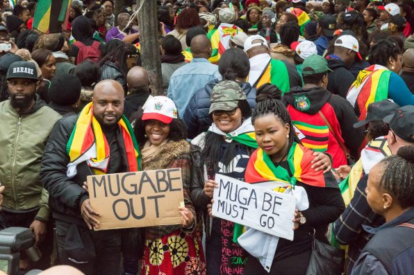 Mugabe has 'agreed to resign'