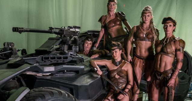 The Amazons Have Had A Wardrobe Update For 'Justice League', And Uh…