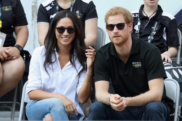 Prince Harry-Meghan Markle engagement announcement 'imminent'