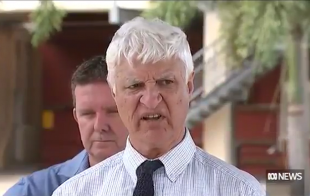 Bob Katter says the focus should be on crocodiles not gay marriage