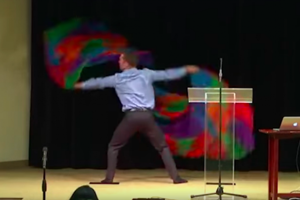 WATCH: US Anti-Gay Conference Inexplicably Opens W/ Gayest Dance In History