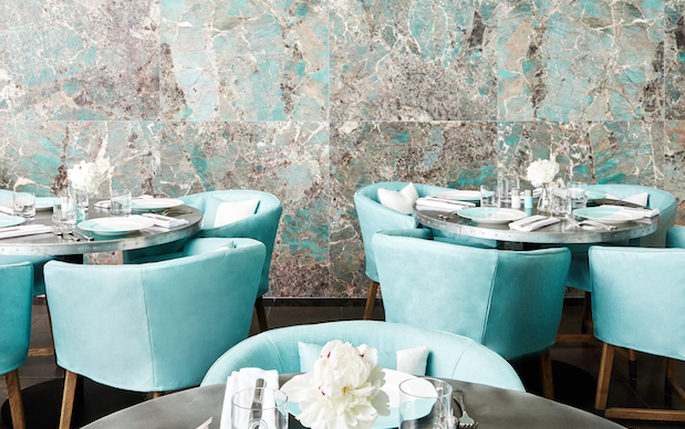 You Can Now Have Breakfast At Tiffany's In Their New York Flagship Store