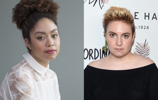 Writer leaves Lena Dunham's Lenny Letter citing 'hipster racism'