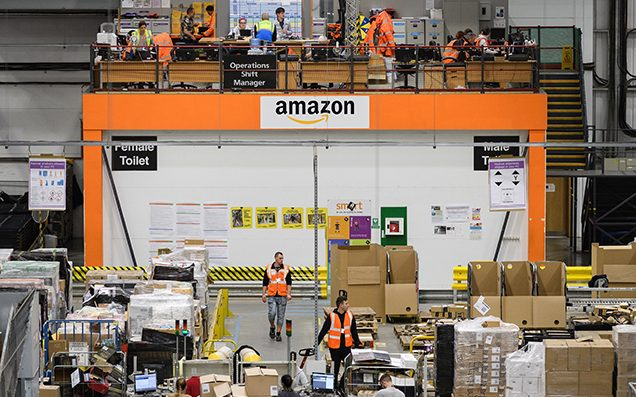 Amazon Set To Begin Operations In Australia