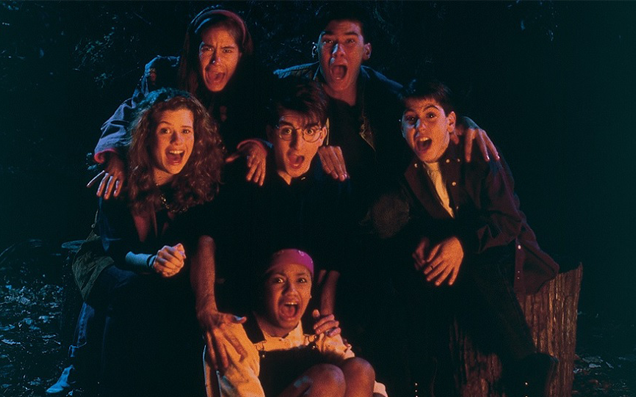 Prep Thine Dacks, An 'Are You Afraid Of The Dark' Movie Is In The Works
