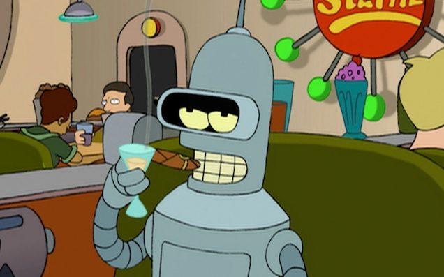Bender dating service futurama fry 4