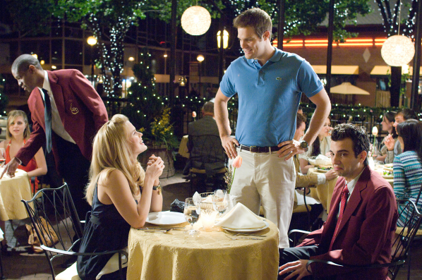 How To Deal With Bumping Into Someone You Know On A Hot Date