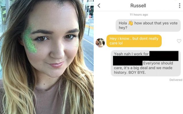This 22 Y.O. Is Using The SSM 'Yes' Win To Weed Out Trash On Dating Apps