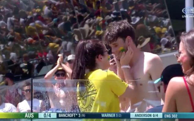 This Wedding Proposal In The Pool At The Cricket Is Peak-'Strayan Romance